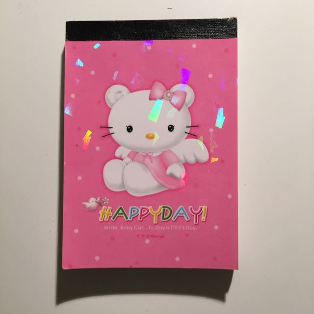 Super Cute Notepad