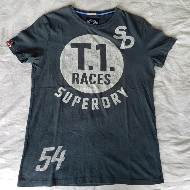 Superdry Vintage Tintab Tshirt
