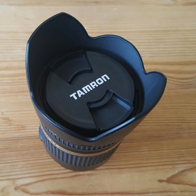 Tamron 18-270mm F3.5-6.3 Zoom Lens for NIKON