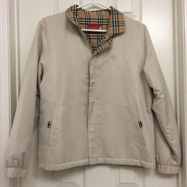 Taupe Spring Jacket