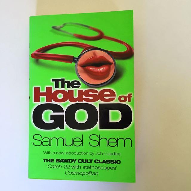The House of God by Samuel Shem