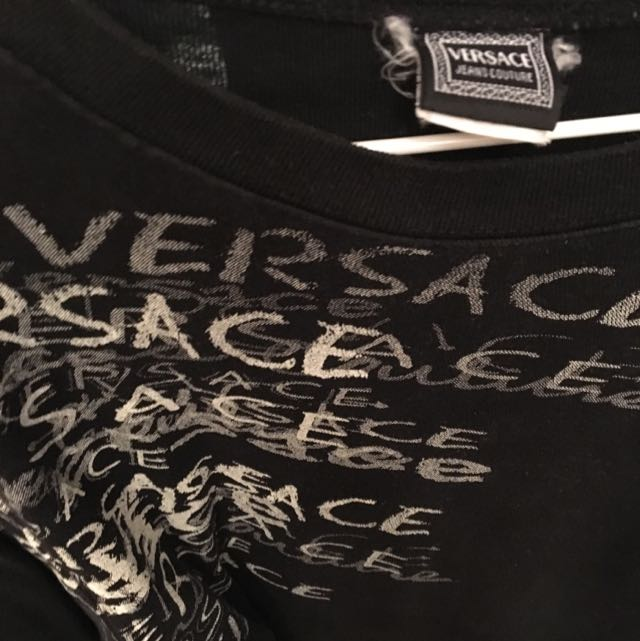 VERSACE Vintage Long sleeve  Authentic