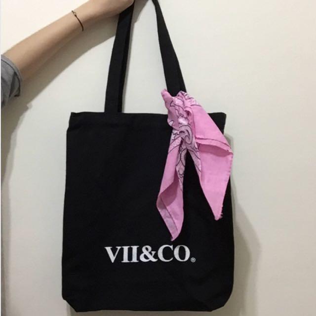 VII&CO帆布袋