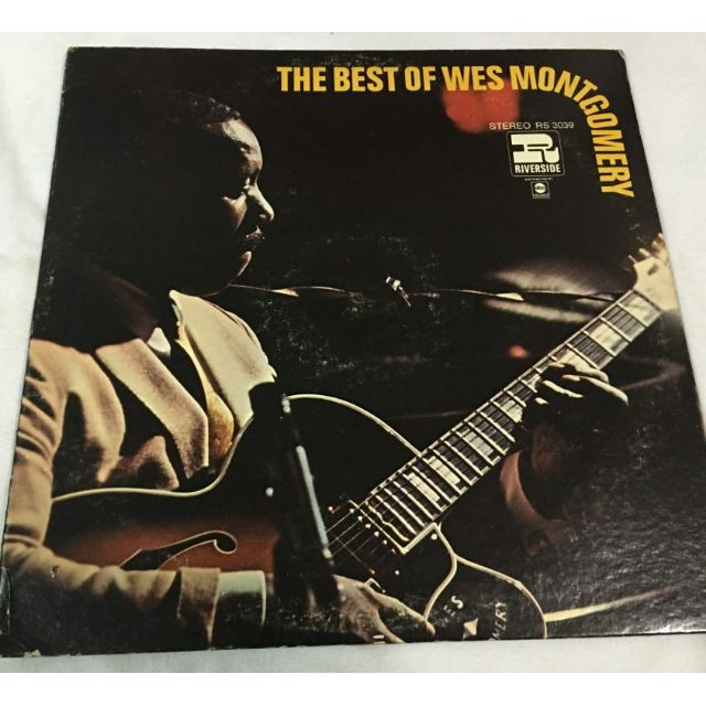 Wes Montgomery, The Best Of Wes Montgomery, Vinyl LP, Riverside Records –  RS 3039, 1969, USA