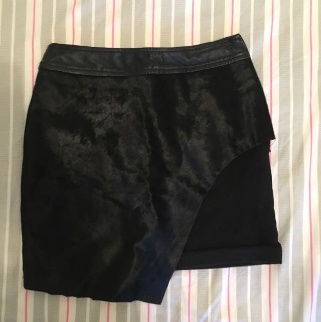 Women's Horse Fur Skirt