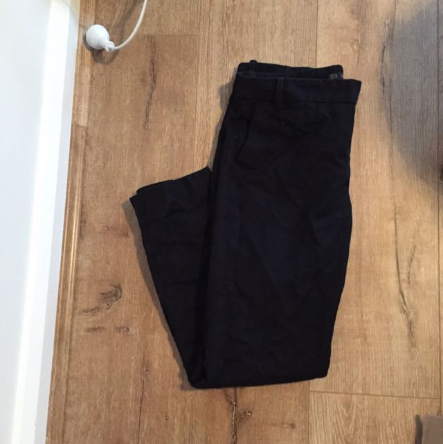 ❤️Zara Black Long Work Pants