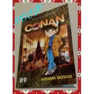Komik Conan nomor 89