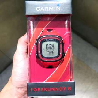 2017 Avail! Garmin Forerunner 15 Unopened