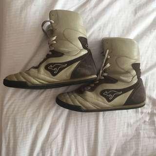 Kangaroo Brand Boots