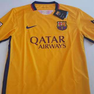 Authentic Nike Barcelona Soccer Jersey