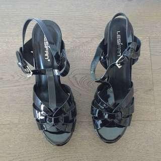 YSL Tribute Inspired Heels