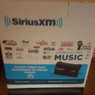 Sirius Xm Connect vehicle Tuner