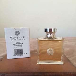 Versace Pour Femme 100ml Tester