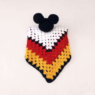 Mickey Mouse Cuddle Blankie