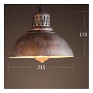 Brand New CROSBY Industrial Pendant Light