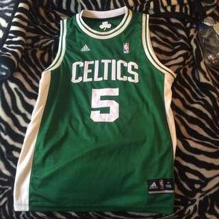 NBA Basketball Jersey Celtics