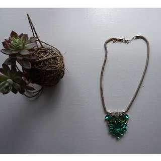 Lovisa Green Jewel Necklace
