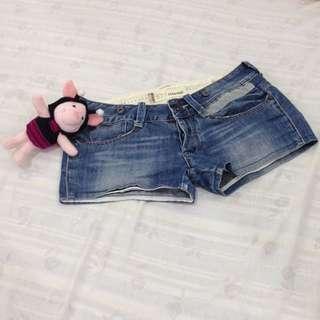 Authentic Levi's Shorts