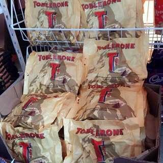 Toblerone Minis