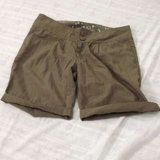2 in 1 Jumper-Shorts