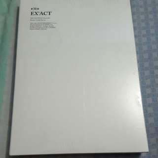 EXO EX'ACT Korean Version Lucky One