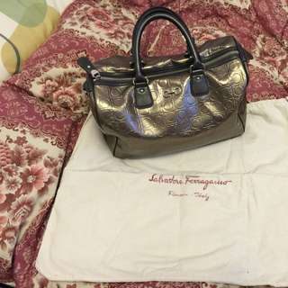Salvatore Ferragamo Big Tote Bag