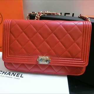 🇫🇷巴黎康朋總店帶回Chanel Boy WOC 缺貨款