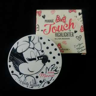 Etude House Minnie Touch Highlighter
