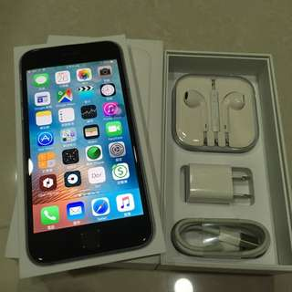 Apple iPhone 6 64GB 黑灰 中古