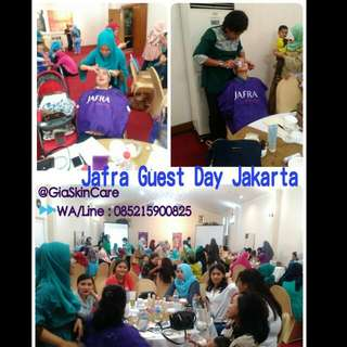 Guest Day & New Consultant Treaning