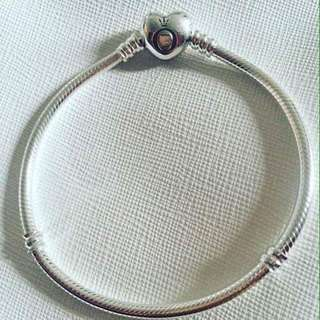 Pandora Collier Heart Lock