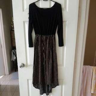 New Long Elegant Dress