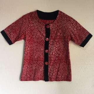 Top Batik Ld92