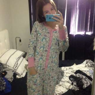 Alice In Wonderland Onesie