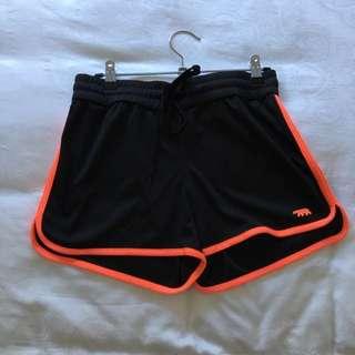 Running Bare Pants