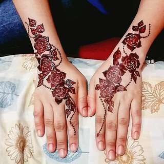 Henna For Any Occassion