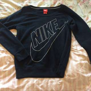 Nike Black Jumper