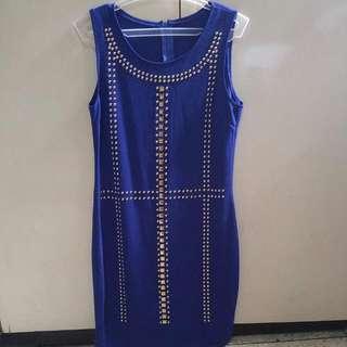 ‼️SALE Royal Blue Bodycon Dress ‼️