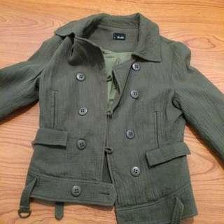 Bardot Khaki Jacket
