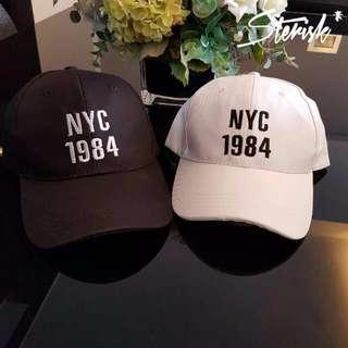 [INSTOCK] NYC baseball Cap