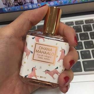 (全新)日本OHANA MAHAALO隨身淡香水