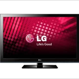 LG 32LK300 薄型電視螢幕