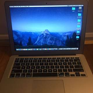 "MacBook Air Laptop 13"" (2014)"
