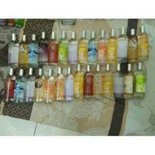Sale!!! The Body Shop and Body Mist All Variant 95k (Ori Reject)