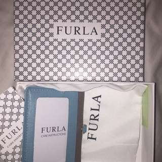 AUTHENTIC FURLA CARD HOLDER