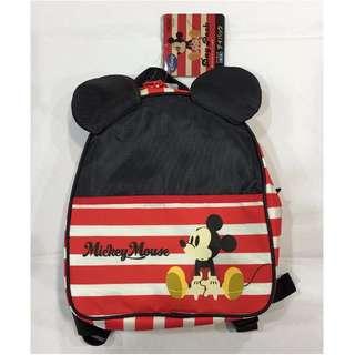日本迪士尼 Disney米老鼠 幼兒保冷 後背包 日本代購