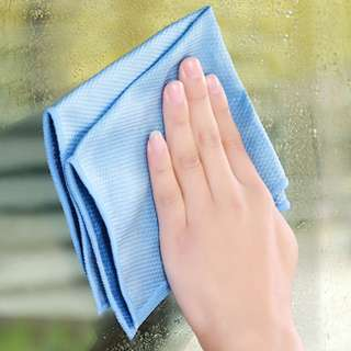 SPRING CLEANING SALE!!! Korea Scale glass cloth absorbent lint-free watermark
