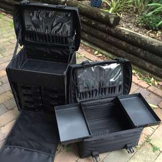 Professional Makeup Trolley Bag (PRICE DROPPED)*
