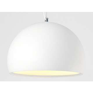 Brand New BALTER Dome Pendant Lamp in White (15cm)