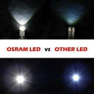 Genuine OSRAM T10 LED bulbs 6700 Kelvin (Sky White)